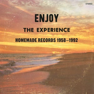 Image of Various - Enjoy The Experience (Homemade Records) - 2LP (NOW AGAIN)