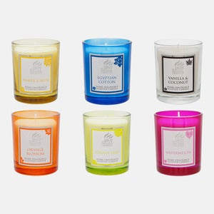 Image of Scented Coloured Jar Seconds