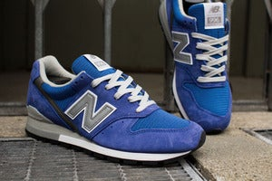 Image of New Balance - M996RYL (blue)