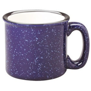 Image of Speckled Ceramic Camp Mug