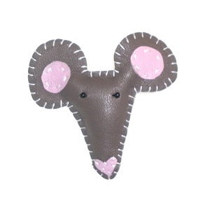 Image of Monty Mouse Brooch