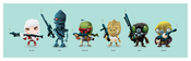 Image of The Bounty Hunters!
