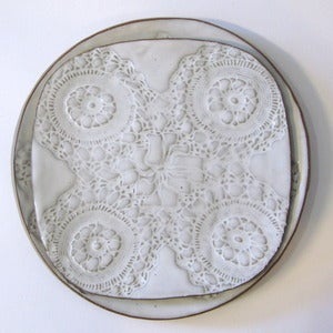 Image of Doily Dishes 