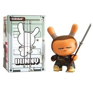 Image of Kid Robot (Huck Gee) - Dunnys (Post Apocalypse Series)