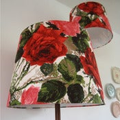 Image of Darcey X-Large Tapered Floor Lampshade