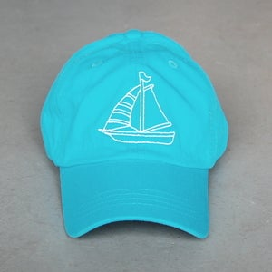 Image of Sailboat Children's Hat