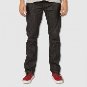 Image of Obey Standard Issue Classic Raw Jeans