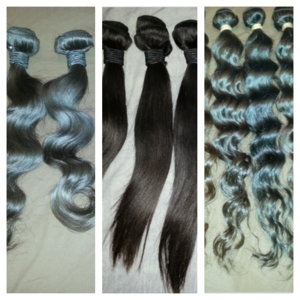 Image of *Buy 2 Get The 3rd Bundle FREE* Body Wave, Straight, & Natural Wave