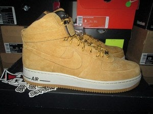 "Image of Air Force 1 Hi VT Premium QS ""Haystack"""