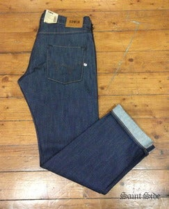 Image of Edwin - ED55 Relaxed Selvage Unwashed Denim