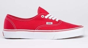 Image of Vans Authentic Canvas Shoe - Classic!