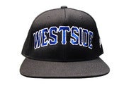Image of WESTSIDE SNAPBACK (BLACK)