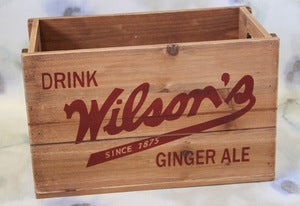 Image of Wilson's Drink Crate