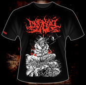 Image of DARKALL SLAVES &quot;Mike Majewski FRDM&quot; T-SHIRT or GIRLIE (preorder)