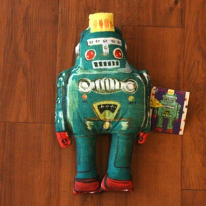 Image of Robot plush by Nathalie Lété *NEW*