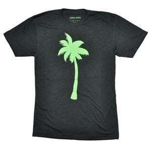 Image of Palm tree t shirt