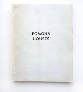 Image of Pomona Houses by Marcia Hafif (1972)