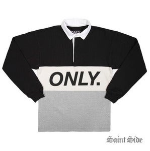Image of Only NY - SS 2013 Cut & Sew Logo Rugby