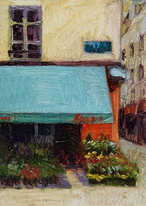 Image of 22. Rue Montorgueil Flower Shop