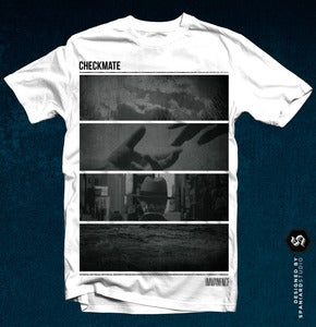 Image of (NEW) T-shirt 'Immanence' White