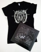 Image of UFOMAMMUT - Idolum LP+RAM Tee+Patch