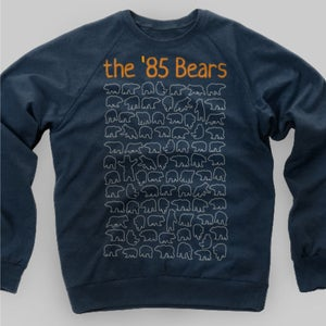 Image of '85 Bears Crewneck