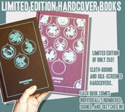 Image of Limited Edition Skin Deep Hardcover Books
