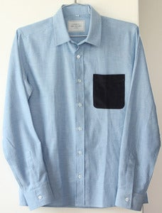 Image of SEN NO SEN pocket shirt