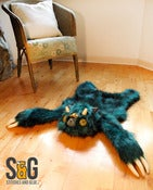 Image of Luxurious Custom Monster Rugs