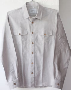 Image of SEN NO SEN oxford shirt