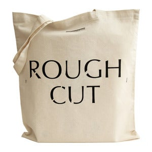 "Image of ""Rough Cut"" Tote Bag"