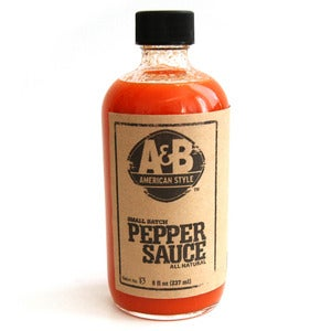 Image of Pepper Sauce by A&amp;B American Style