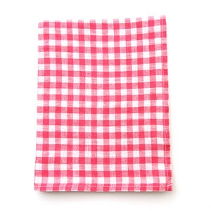 Image of Kitchen Cloths by Fog Linen - pink