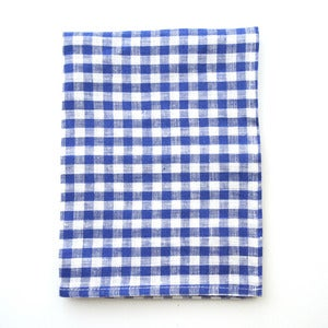 Image of Kitchen Cloths by Fog Linen - blue