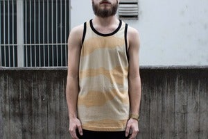 Image of Stussy - Jungle Tank Top (khaki)