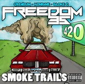 Image of Freedom 35 - Smoke Trails CD