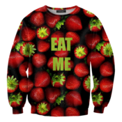 Image of Strawberries sweater