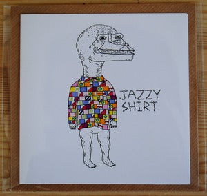 Image of 'Jazzy Shirt' Card