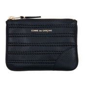 Image of Comme des Garcons | Embossed Stitch Wallet
