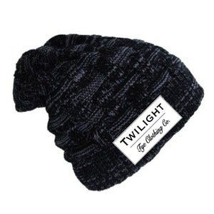 Image of Twilight Beanie (Tri-Blend Blue) [Limited Edition]