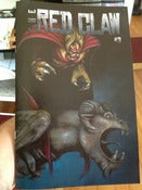 Image of The Red Claw Issue #3