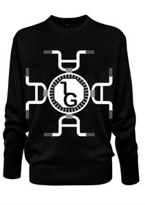 Image of LG BMX Jumper Black/White 2