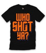 Image of WHO SHOT YA (KNICKS)