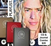 Image of CD + Journal Combo Pack