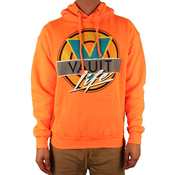 Image of Vault Life Pullover (Orange)