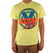 Image of Vault Life Tee (Yellow)
