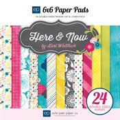 Image of Echo Park Paper ~Here & Now