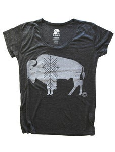 Image of BUFFALO LOOSE T | ASH HEATHER
