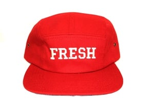 Image of Fresh 5Panel Strapback