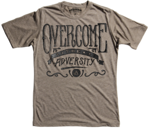 Image of OVERCOME THE ADVERSITY